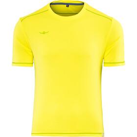 Kaikkialla Toni t-shirt Heren geel